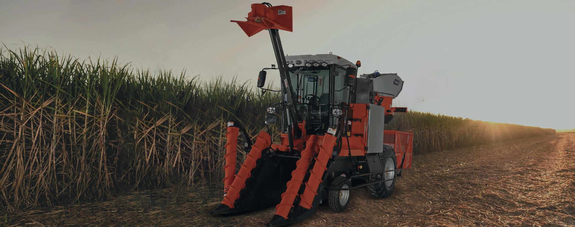 Chenhan Sugarcane Combine Harvester