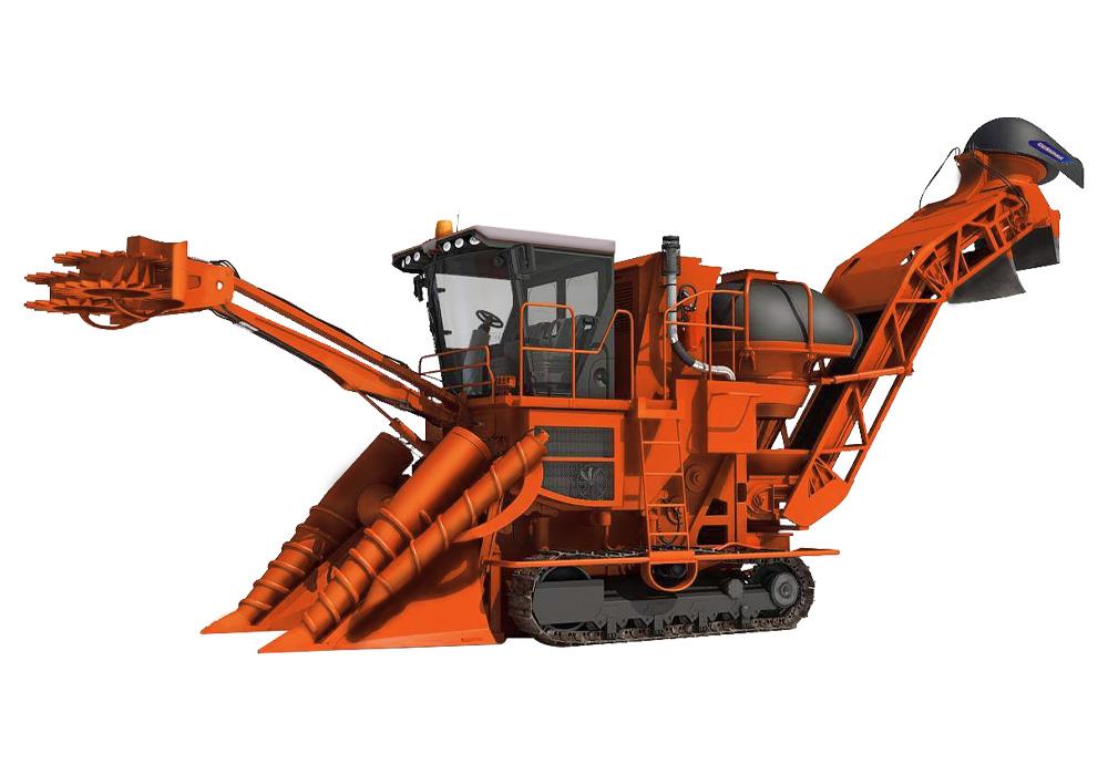 Chenhan 4GQ-270C Sugarcane Harvester
